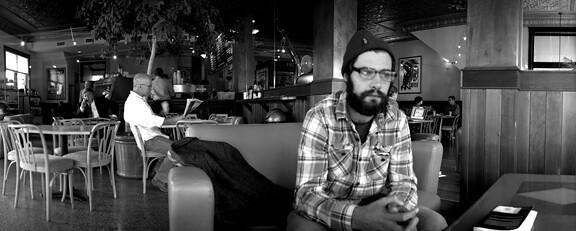 Raphael at Shaw Coffee