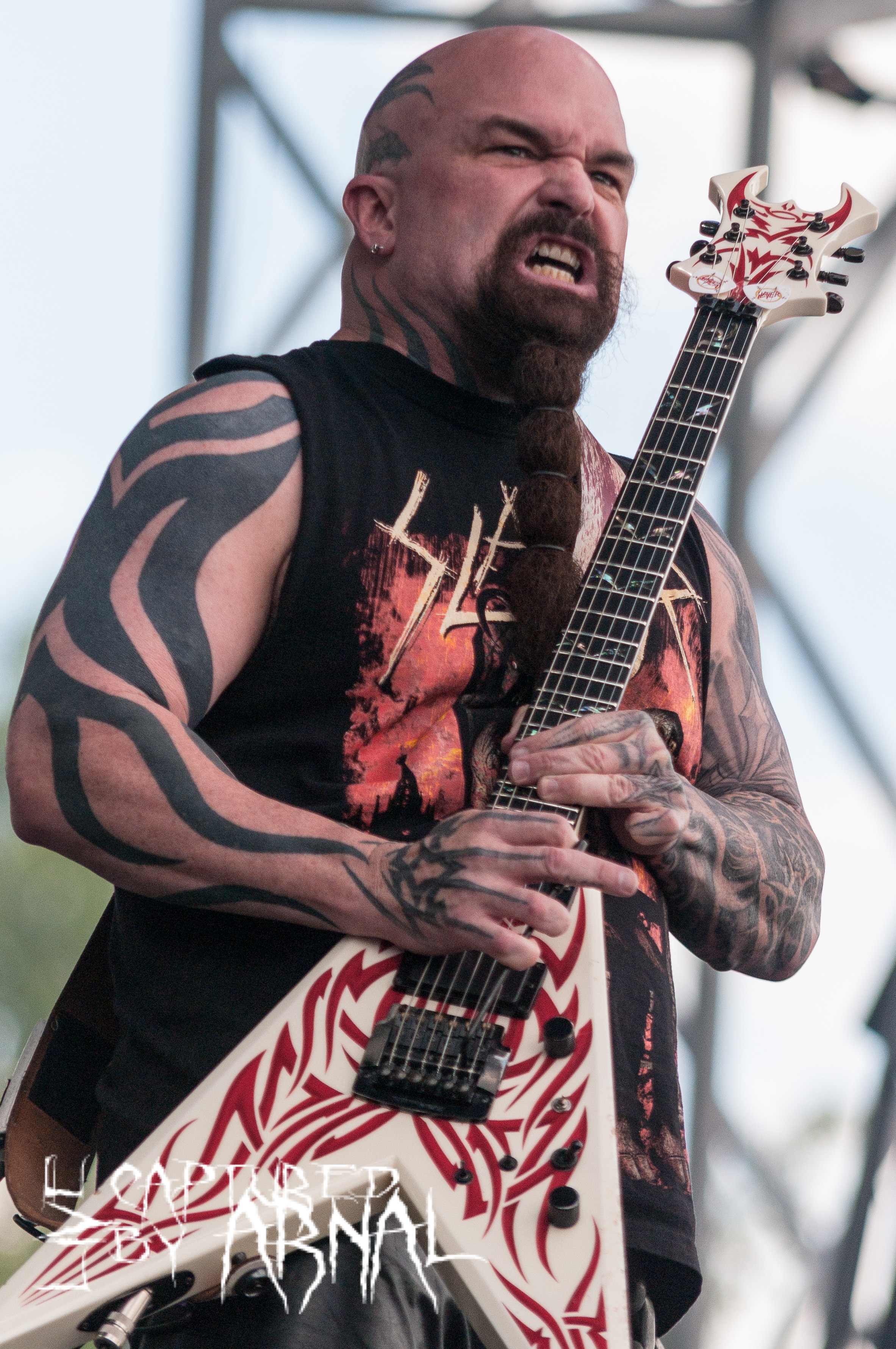 The gallery for --> Kerry King Tattoo Artist