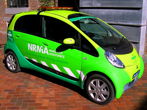Open Innovation in the Electric Vehicle Marketplace