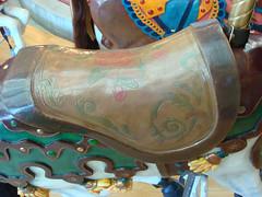 Saddle Detail