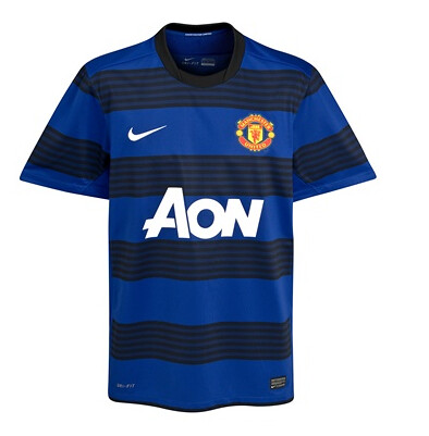 Manchester United Away Shirt 2011/12