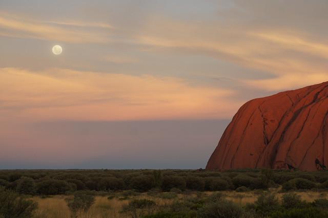 Uluru Sunset