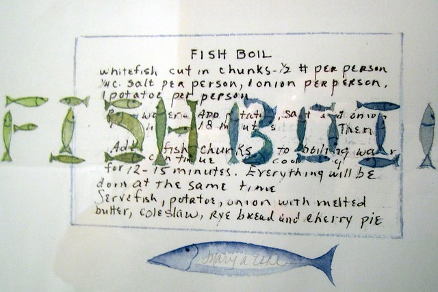 Fish boil recipe flickr photo sharing for Door county fish boil