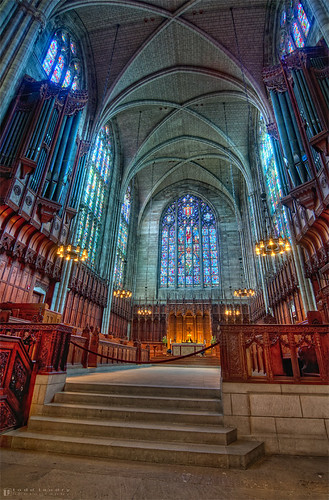 Princeton University Chapel by todd landry photography