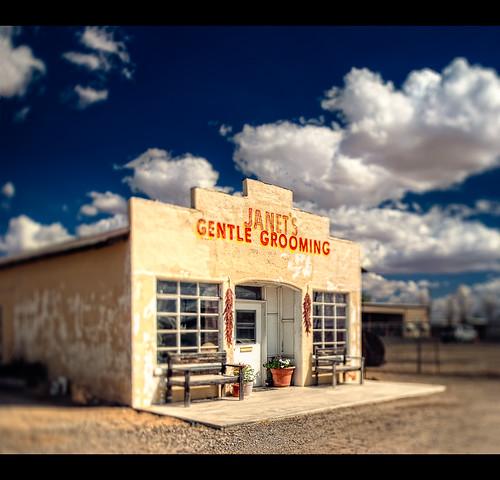 arizona southwest architecture clouds facade rural nikon desert cumulus nik 24mm d200 cochise hdr willcox tiltshift pce smallbusiness photomatix cs5 vertorama magicunicornverybest bugeyedg janetsgentlegrooming