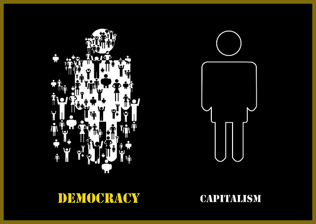 democracy vs capitalism Socialism vs democratic socialism  through the elimination of capitalism they were also critics of private ownership  is some how related to democracy is.