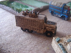 Mastiff trains MG on Taliban leader