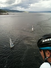 Yachts off Inverness