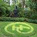 Cuernavaca - Hacienda Cortes - Former Sugar Plantation - Garden & Logo - Zapata Was Here! por ramalama_22