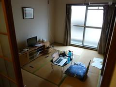 Apartment tatami room