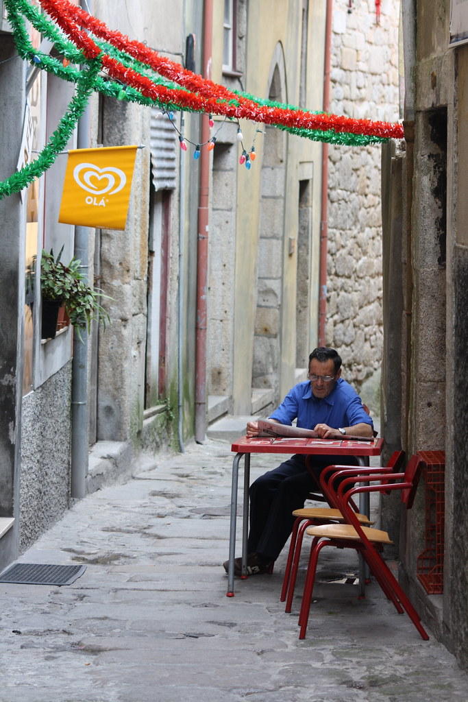 Street style Porto