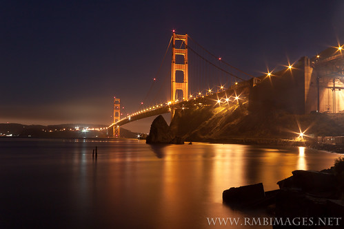 sanfrancisco california longexposure bridge light water rock night bay north arches goldengatebridge sausalito abigfave coth5 galleryoffantasticshots flickrstruereflection1 flickrstruereflection2 flickrstruereflection3 flickrstruereflection4 masterclasselite