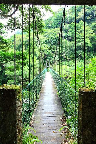 GN11福巴越嶺國家步道-南勢溪福山吊橋