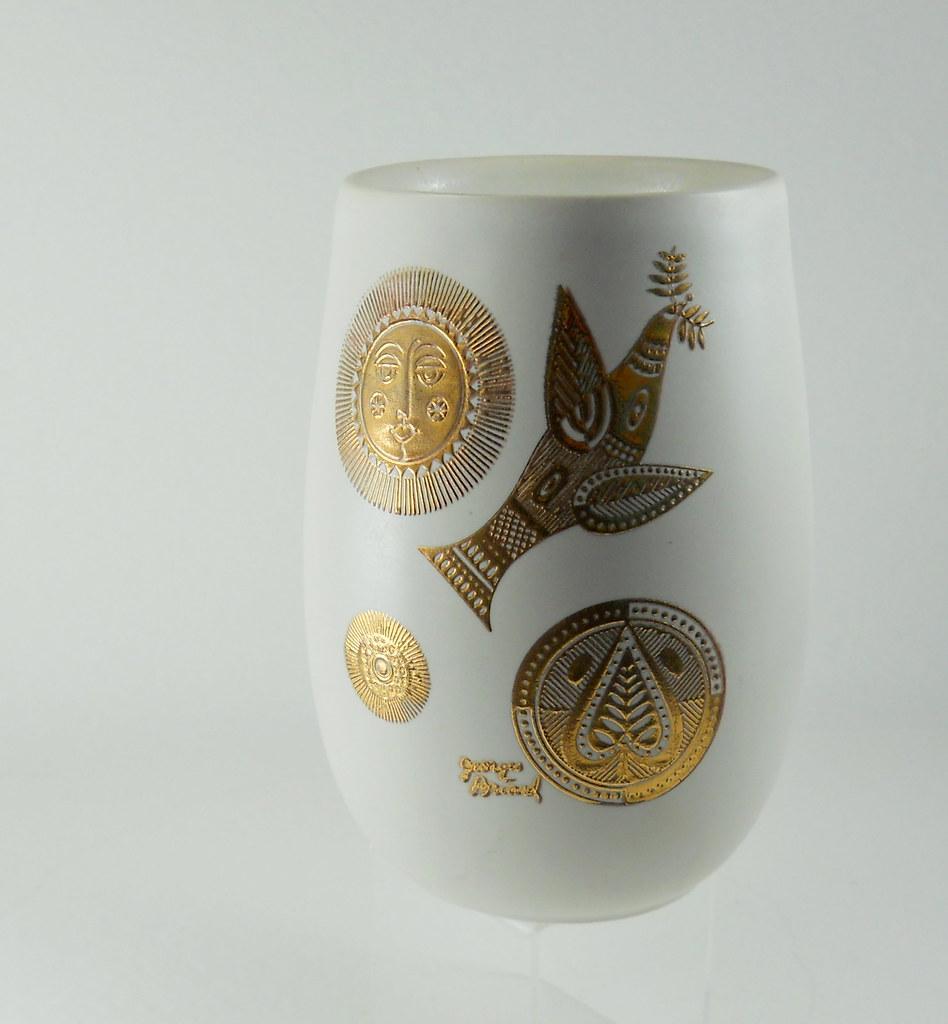Flickr photos tagged hyalyn picssr hyalyn vase by noahmodern georges briard reviewsmspy