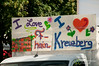 Kreuzberg and Friedrichshain Love - Berlin, Germany