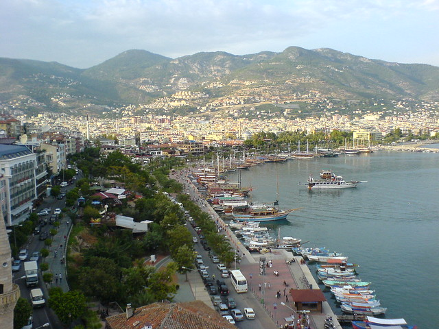 Header of Alanya