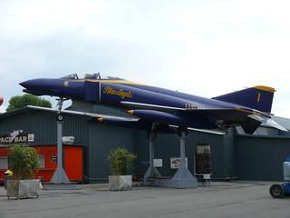 Blue Angels McDonnell Douglas F-4J Phantom II