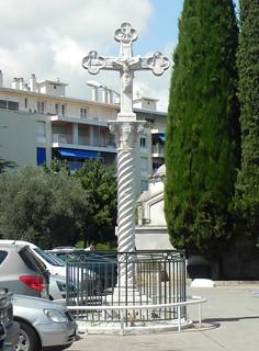 Imagen de croix. nice cross croix cimiez