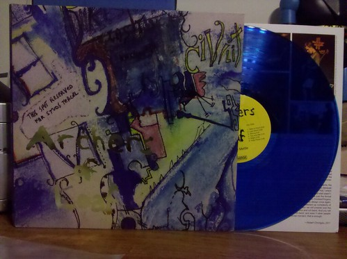Archers Of Loaf - Icky Mettle LP - Blue Vinyl Reissue