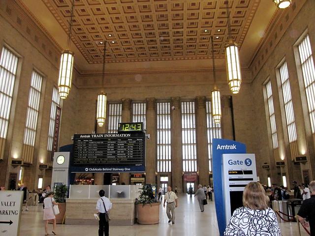Interior 30th Street Station Philadelphia Flickr Photo Sharing