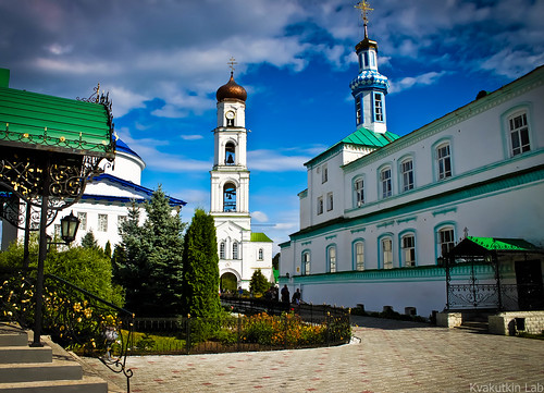abbey russia монастырь tatarstan raifa раифский раифа