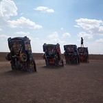 Cadillac Ranch 14, Amarillo, Texas