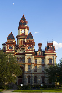 Caldwell County Courthouse - Lockhart, TX