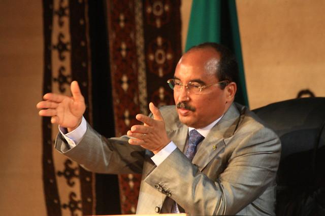 20110808 Mauritanian president answers critics | الرئيس الموريتاني يرد على الانتقادات | Le Président mauritanien répond aux critiques