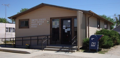 Post Office 82321 (Baggs, Wyoming)