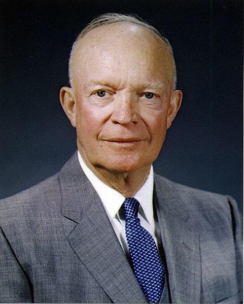 President Eisenhower 1959
