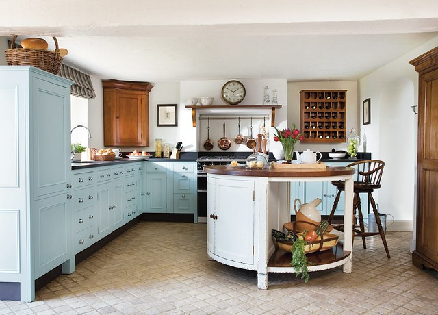 Luxury Handmade Kitchens Uk