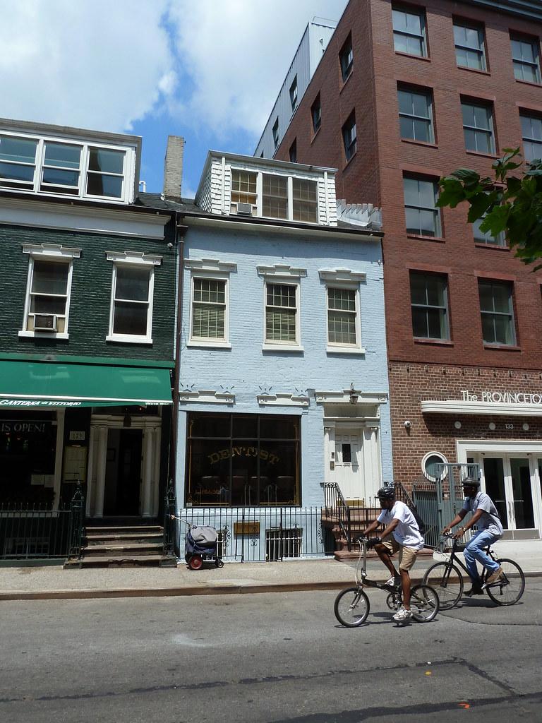 131 MacDougal Street House