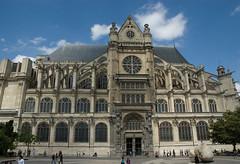 2011.05 PARIS - Quartier des Halles