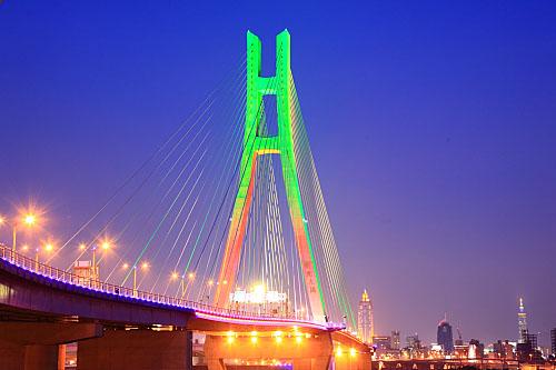 GL51二重疏洪道斜張橋-新北大橋