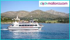 paseo en barca en Alcudia
