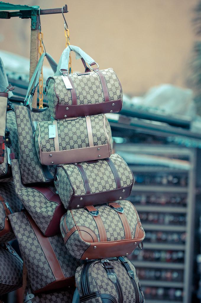 403ede115da5 Fake Gucci bag at Petaling Street