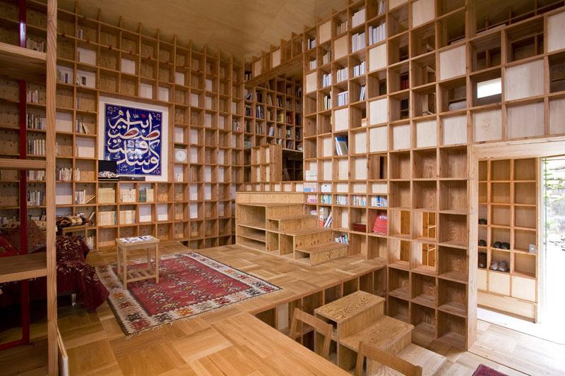 bibliotheek kortrijk shelf pod nooit meer te weinig boekenplanken. Black Bedroom Furniture Sets. Home Design Ideas