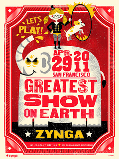 Zynga Quarterly Poster