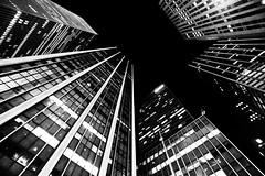 new york city monochrome