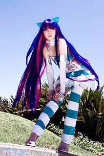 2011 - Anime Expo - Transformation Stocking