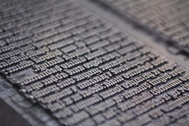 The Gutenberg Press