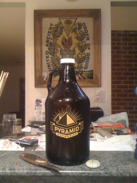 Pyramid Brewery Food Menu