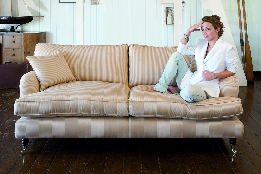 Alwinton Fitted Sofa by Sofas & Stuff
