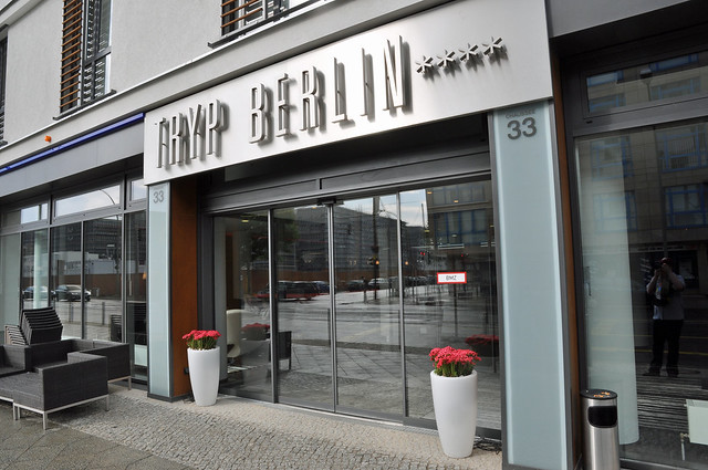 Tryp Berlin Mitte Hotel Chaubeestrabe