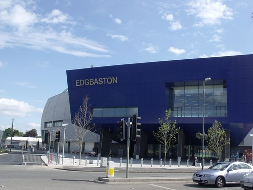 Edgbaston Cricket Ground - Completed