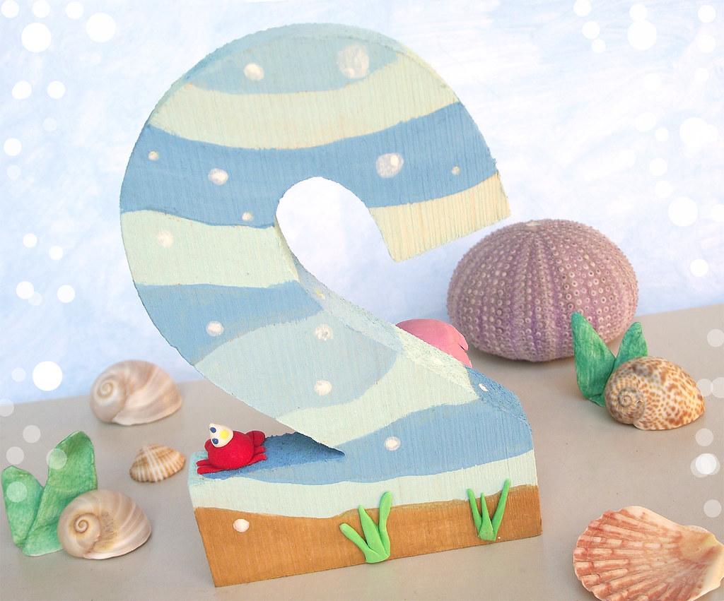 Pleasing Molly Bubble Guppies Birthday Cake Topper Back Flickr Personalised Birthday Cards Veneteletsinfo