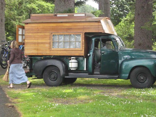 Home Built Truck Campers http://www.flickr.com/photos/bcprairiegirl/5965866708/