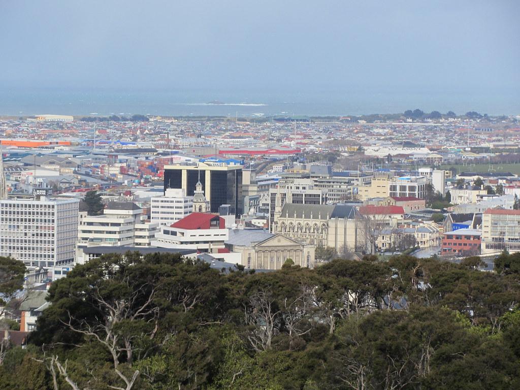 Dunedin (kurz nach zwölf)