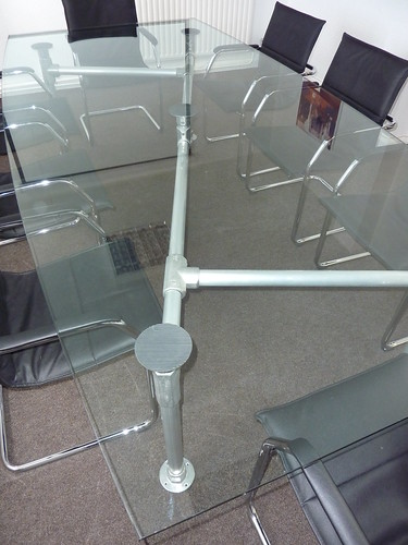 Z-Frame Conference Table