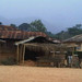 Village in the Volta region highlands